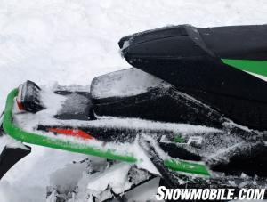 2013 Arctic Cat XF800 LXR Tunnel Bag
