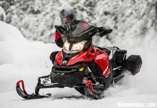 2014 Ski-Doo GSX With rMotion