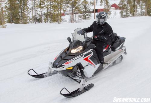 2014 Polairs 550 Indy Adventure 144