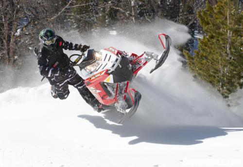2014 Polaris Snowmobile Lineup Unveiled