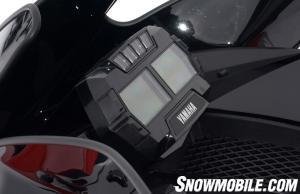 2014 Yamaha Viper digital gauge