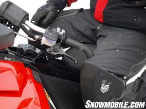 2014 Ski-Doo GSX LE 900 ACE Steering Short