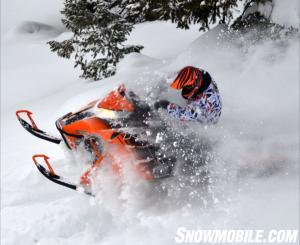 2014 Arctic Cat M8000 Sno Pro Action