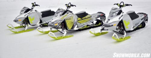 2014 Ski-Doo Freeride Family