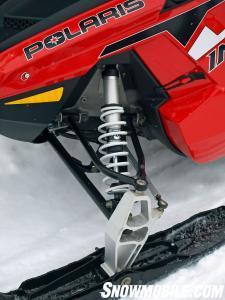 2014 Polaris 800 Indy SP Front Suspension