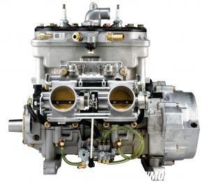 2014 Polaris 800 Indy SP Engine
