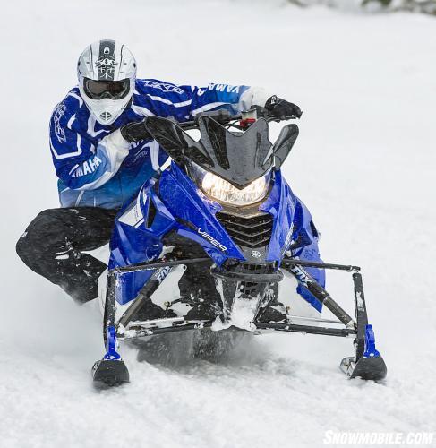 2014 Yamaha Viper LTX SE Action Blue
