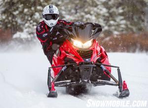 2014 Yamaha Viper LTX SE Action Red