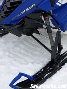 2014 Yamaha Viper LTX SE Fox Float 2 Shocks