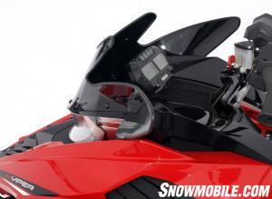 2014 Yamaha Viper LTX SE Windshield