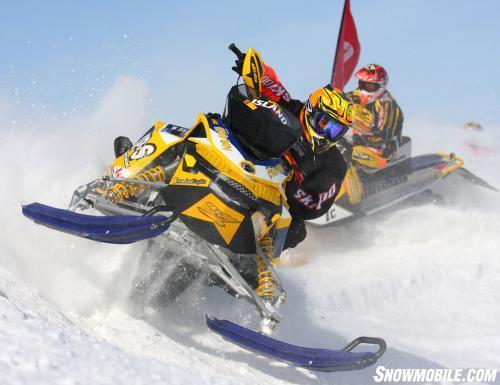Mike Island Triple Threat Skis