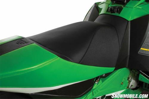 2014 Arctic Cat ZR 7000 Seat