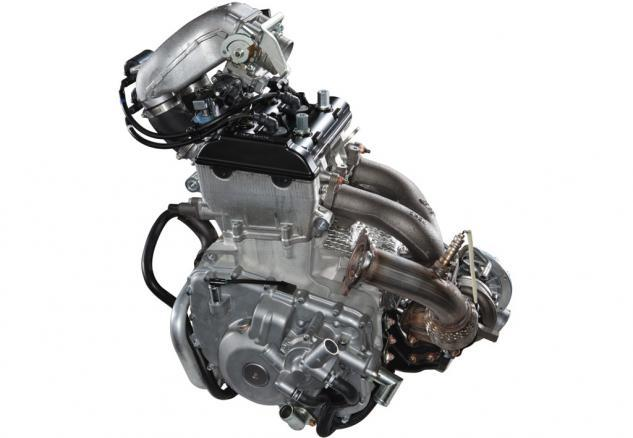 2014 Arctic Cat M9000 C-TEC4 Engine