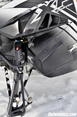 2014 Arctic Cat XF 8000 High Country Shocks