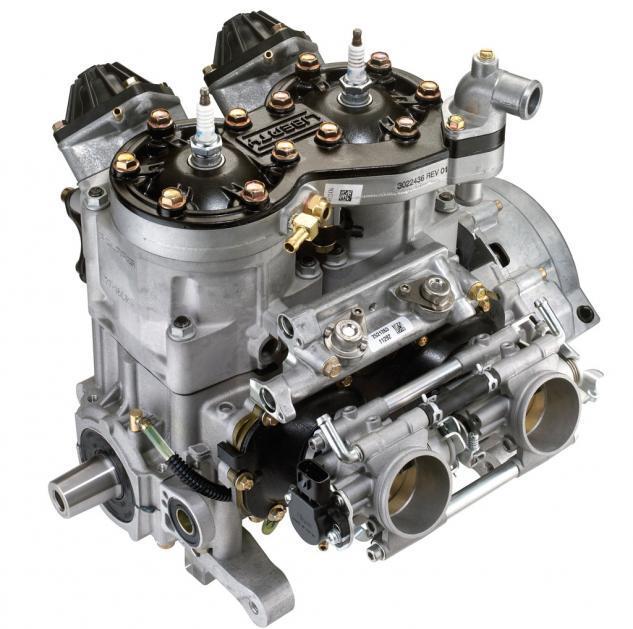 2014 Polaris 600 Switchback Engine