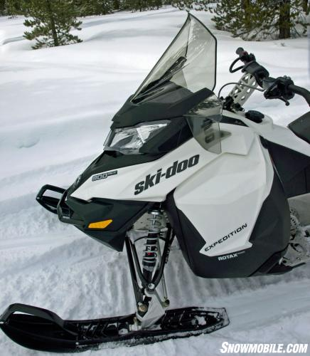 2014 Ski-Doo Expedition Sport ACE 900 Front Left