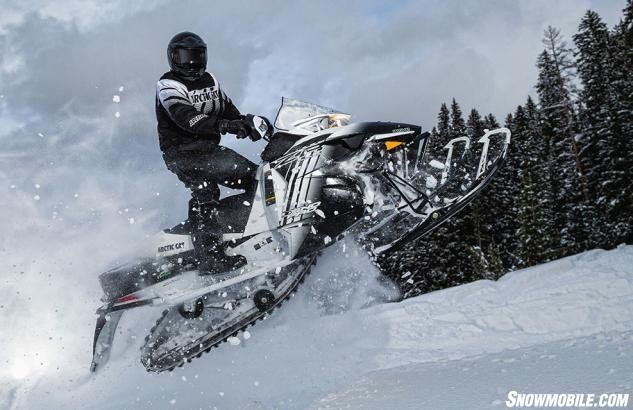 2014 Arctic Cat ZR 9000 Limited Action Air