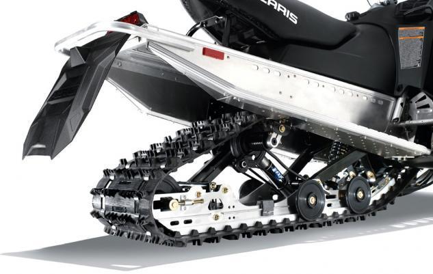 2014 Polaris 600 Indy SP Suspension
