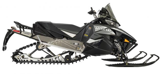 2014 Arctic Cat XF 7000 CrossTour Base