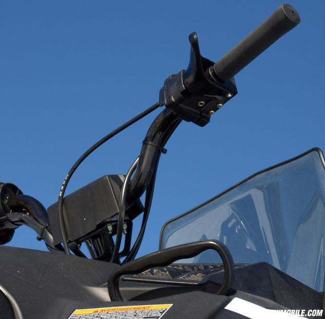 2014 Polaris 550 Indy Adventure Handlebar
