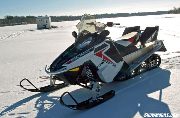 2014 Polaris 550 Indy Adventure Ice