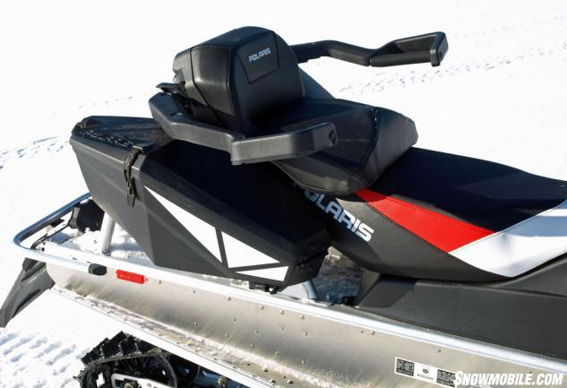 2014 Polaris 550 Indy Adventure Rear Seat