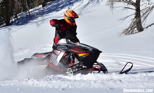 2014 Polaris Switchback Assault
