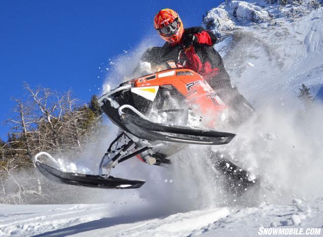 2014 Mountain Snowmobile Shootout  Part 2