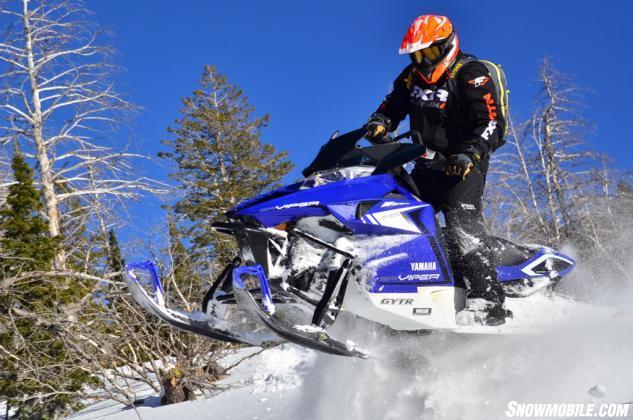 2014 Yamaha Viper XTX SE Jump