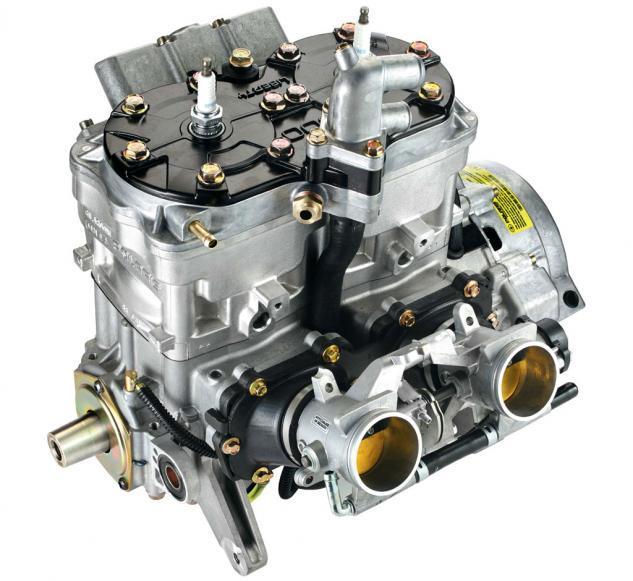 2015 Polaris 800 Cleanfire Engine