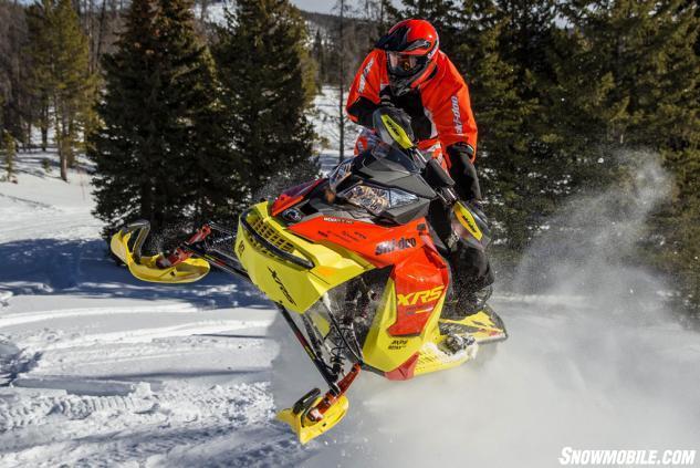 2015 Ski-Doo Renegade X-RS