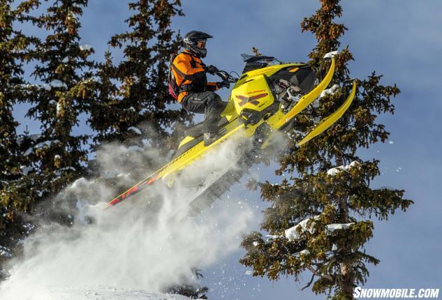 2015 Ski-Doo Summit X T3