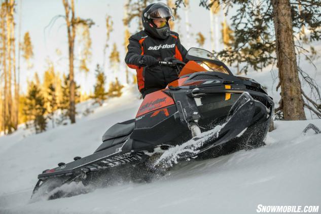 2015 Ski-Doo Tundra Xtreme