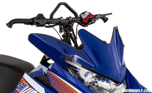 2015 Yamaha Viper M-TX 162 Handlebar Strap