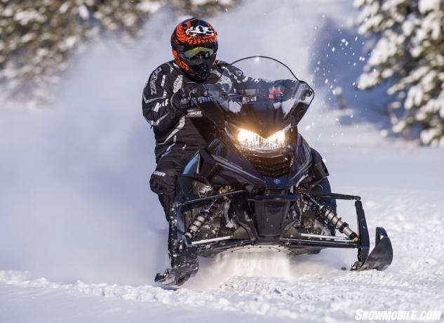 2015 Yamaha SR Viper R-TX DX Action Front