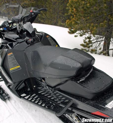 2015 Yamaha SR Viper R-TX DX Seat