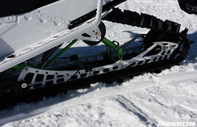 2015 Arctic Cat M8000 HCR Track