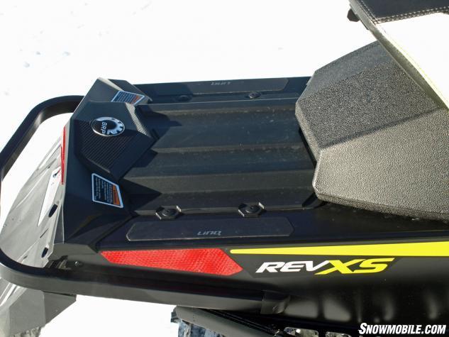 2015 Ski-Doo MXZ TNT ACE 900 Chassis