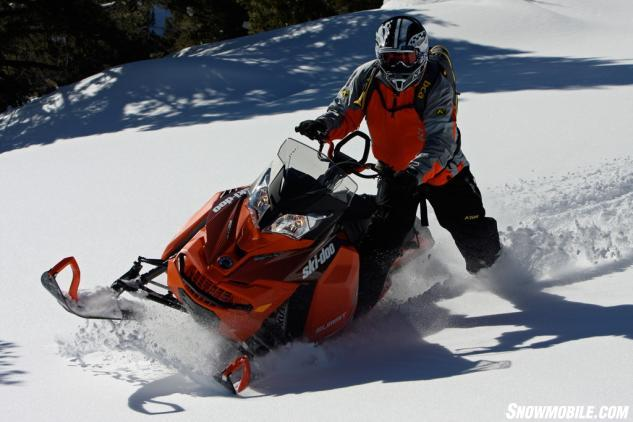 2015 Ski-Doo XM Summit X 800R Review