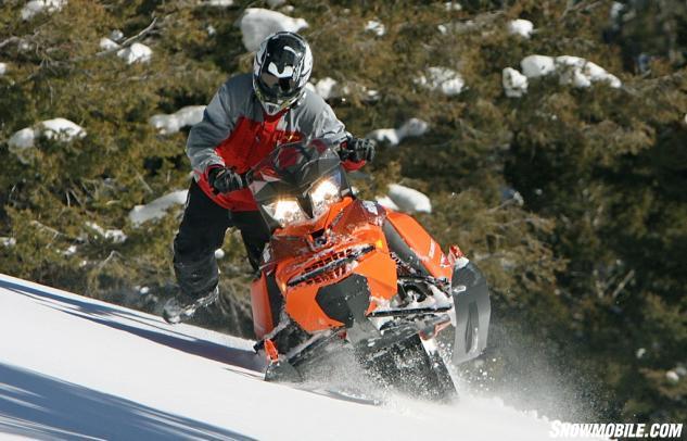 2015 Ski-Doo XM Summit X 800R Review - Snowmobile com