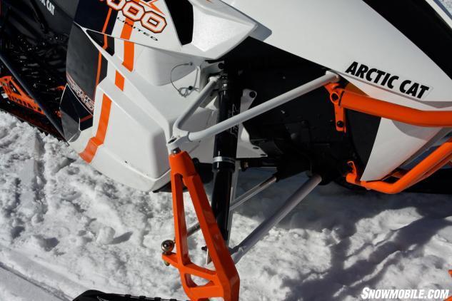 2015 Arctic Cat M8000 Sno Pro Front Suspension