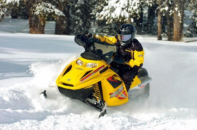 How Ski-Doo Dethroned Polaris