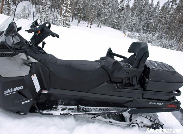 2015 Ski-Doo Expedition SE ACE 900 SE Profile