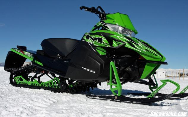 2015 Arctic Cat M7000 Sno Pro Profile