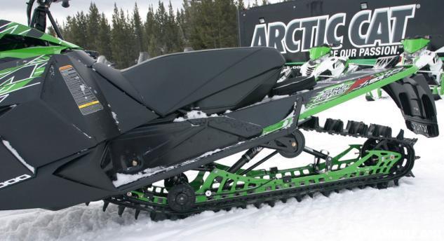 2015 Arctic Cat M7000 Sno Pro Rear Suspension