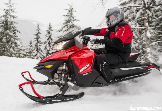2015 Ski-Doo GSX LE 900 ACE