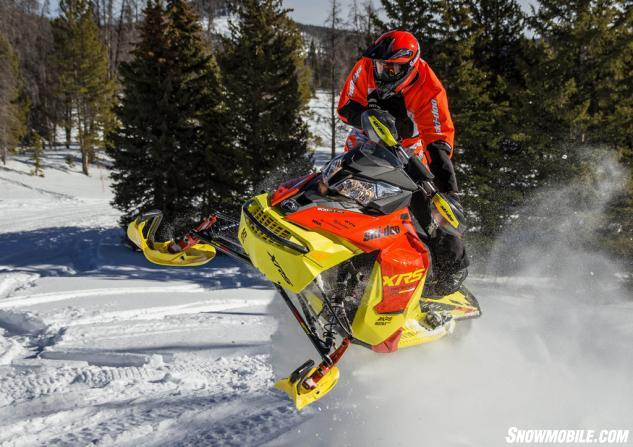 2015 Ski-Doo Renegade XRS 800 ETEC Action Air