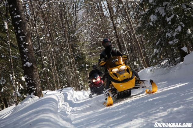 Mattawa Snowmobile Trails