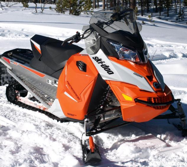 2015 Ski-Doo Renegade Sport 600 ACE Beauty
