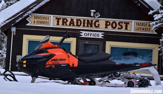 2015 Ski-Doo Tundra Xtreme Beauty